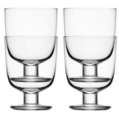 Γυάλινα ποτήρια
