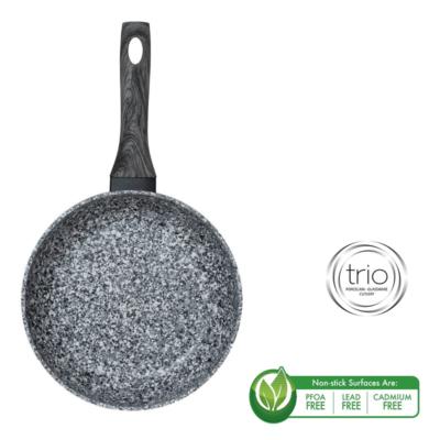 Τηγάνι Granite Cryspo trio
