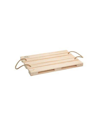 Δίσκος ξυλ.παλέτα RETRO 42Χ28 07.162164