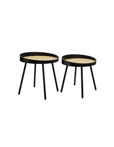 Τραπέζι βοηθ.ξύλινο ARTY 38X39 07.166743A