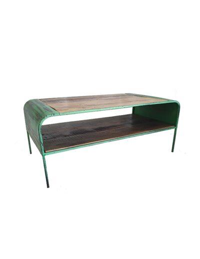 Τραπέζι με ράφι 117Χ59 00.00.0557